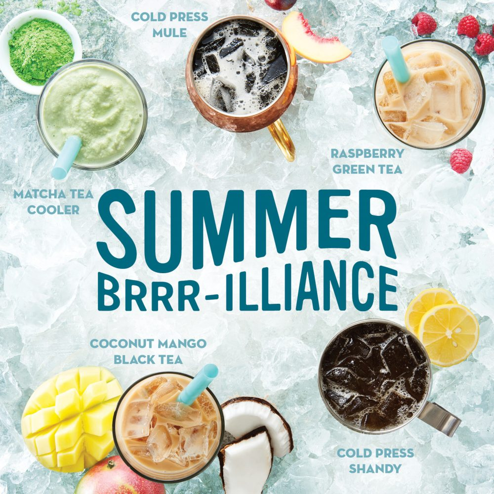 Summer Brrr-illiance