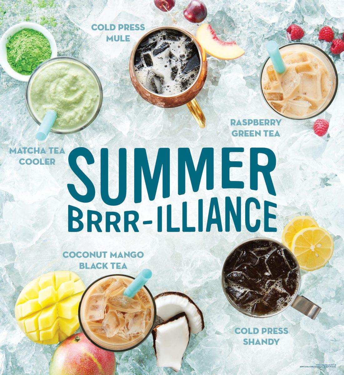 Summer Brrr-illiance