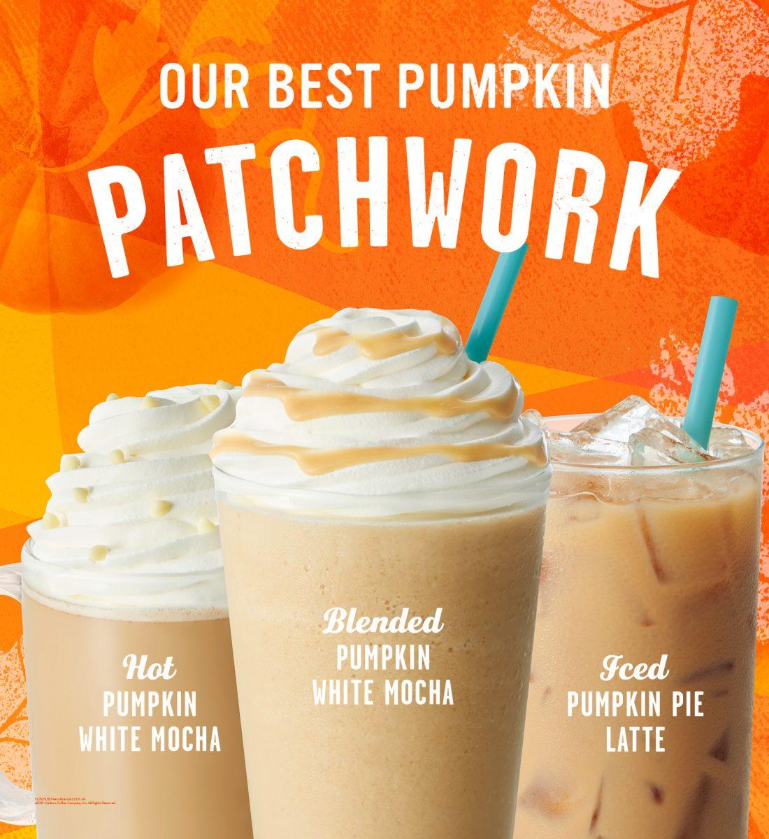 Our Best Pumpkin Patchwork